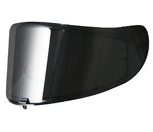 Viseira Espelhada Prata Capacete Ls2 Ff323 Arrow Original