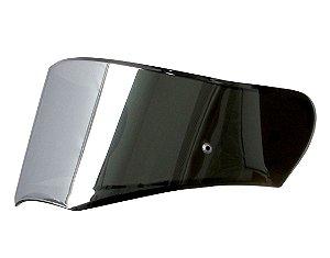 Viseira Espelhada Prata Capacete Ls2 Ff390 Breaker Original
