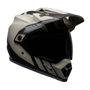 Capacete Bell Mx-9 Adventure Mips Dash Sand Marrom Cinza