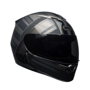 Capacete Bell RS-2 Tactical Preto Cinza Fosco