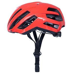 Capacete Asw Bike Instinct Vermelho Bicicleta Montain Bike