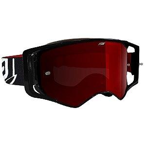 Óculos Asw Sirus Brigade Preto Cross Motocross Trilha Enduro