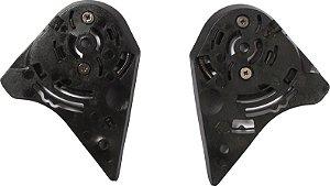 Kit Fixação Fixador Reparo Capacete Norisk FF391 original