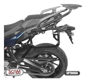 Suporte Baú Lateral Yamaha Tracer 900gt 2020+ Spto468 Scam