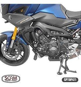 Protetor Motor Carenagem Tracer 900gt 2020+ Sptop471 Scam