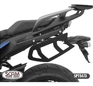 Afastador Alforge Yamaha Tracer 900gt 2020+ Scam Spto473