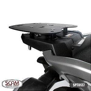 Suporte Baú Superior Yamaha Tenere250 2016+ Spto137 Scam