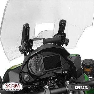 Suporte Gps Versys 1000 Tourer 2020+ Scam Spto474