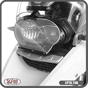 Protetor Farol E Radiador R1200gs 2008-2012 Spto208 Scam