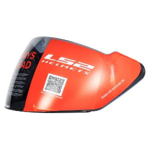Viseira Fume Capacete Ls2 Of586 Bishop Original