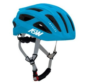 Capacete Asw Bike Impulse Azul Bicicleta Montain Bike