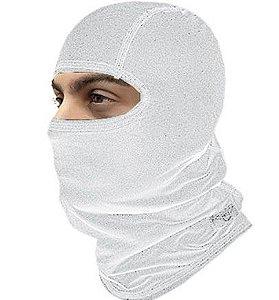 Balaclava Segunda Pele Ultra Go Ahead Frio Inverno Branca