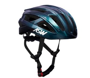 Capacete Asw Bike Impulse Metalizado Bicicleta Montain Bike