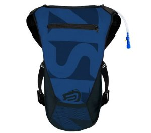 Mochila Bolsa Hidratação Asw Race Azul 2 Litros Motocros