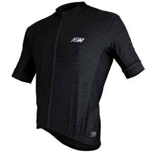Camisa Ciclismo Bike Asw Essentials Preto Masculina