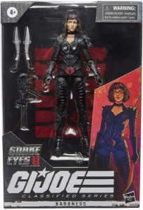 Snake Eyes: G.I. Joe Origins Classified Series Baronesa Entrega em novembro