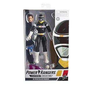 Power Rangers In Space Lightning Collection Black Ranger