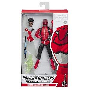 Power Rangers Beast Morphers Lightning Collection Red Ranger