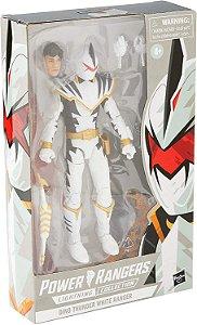 Power Rangers Lightning Collection Dino Thunder White Ranger