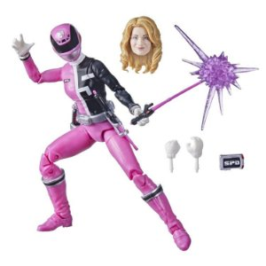 Power Rangers S.P.D. Lightning Collection Pink Ranger