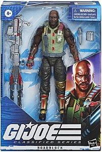 G.I. Joe Classified Series Roadblock