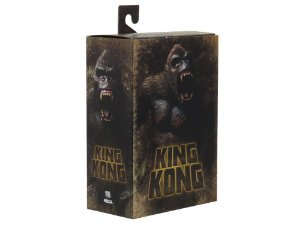"""King Kong 7"""" Neca Scale Action Figure"""