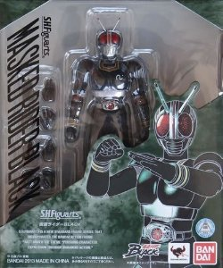 S.H.Figuarts Kamen Rider Black 2.0