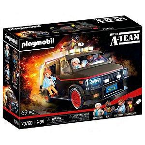 Playmobil 70750 The A-Team Van and Figure Set Previsão Novembro/21