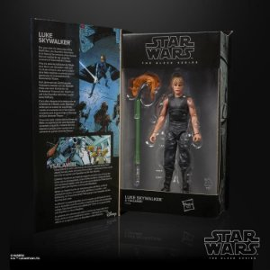 "Star Wars: The Black Series 6"" Luke Skywalker (Comic Ver.) Entrega em Novembro"