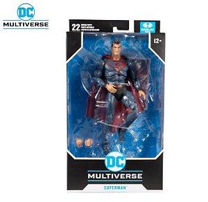 McFarlane Toys DC Multiverse Red Son Superman 7