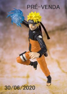 S.h.figuarts Naruto Best Selection PRÉ-VENDA 30/06