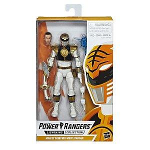 Power Rangers Lightning Collection Ranger Branco
