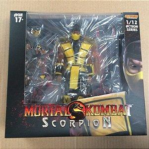 Mortal Kombat 3 VS Series Scorpion 1/12 Scale Figure