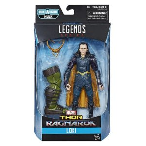 Marvel Legend Series - Thor Ragnarok - Loki