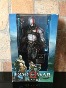 GOD OF WAR  KRATOS NECA Action Figure