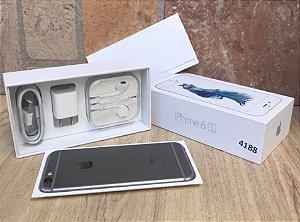 Iphone 6S 64GB Prata usado prata lote 4188