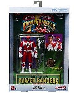 Power Rangers Legacy Red Ranger Head Morph Figure