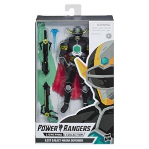 Power Rangers Lost Galaxy Lightning Collection Magna Defender