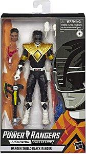 Power Rangers Lightning Collection Black Ranger