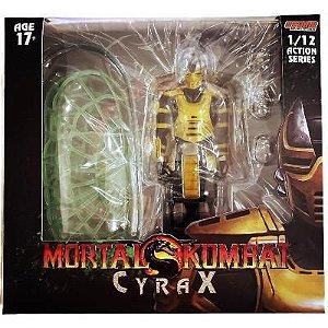Mortal Kombat VS Series Cyrax 1/12 Scale