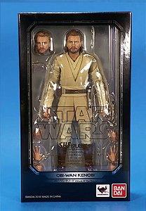 Bandai S.H. Figuarts Obi Wan Kenobi Star Wars Attack of the Clones
