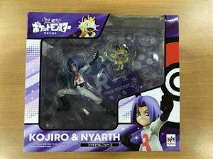 G.E.M pocke monsters series Kojito & Nyarth