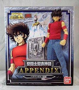 Pegasus Seiya Appendix - Plain Clothes