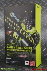 S.H.Figuarts Kamen Rider Snipe Shooting Gamer Level 5