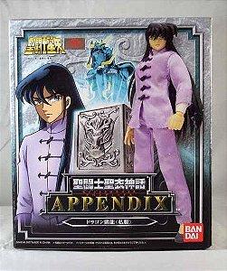 Saint Cloth Myth Appendix Dragon Shiryu Plain Clothes Review