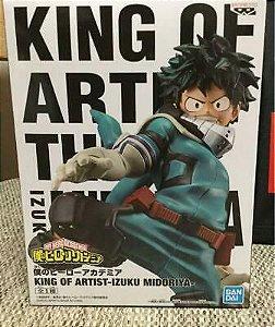 izuku midoriya Banpresto - King of Artist banpresto