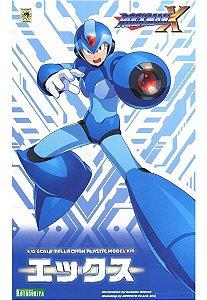 Mega Man X 1/12 Scale Model Kit