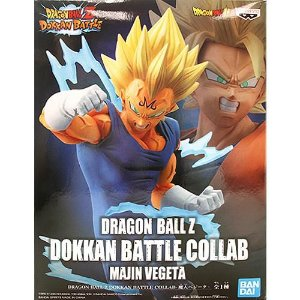 dragonball z dokkan battle colab majin vegeta