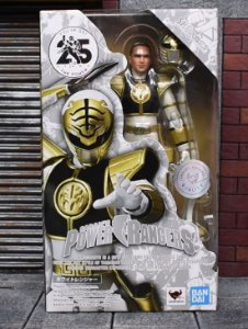 SH Figuarts Power Rangers Tommy White Ranger