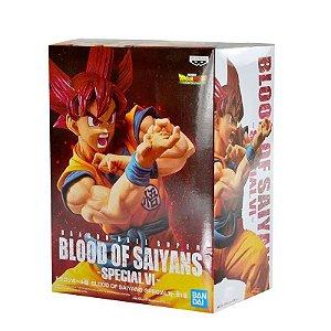 Dragon Ball Super Blood of Saiyans Super Saiyan God Goku